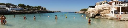 Cala Blanca Beach