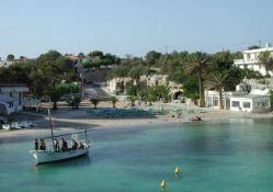 Santandria Beach, Menorca