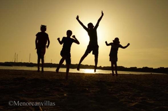 Sunset and beaches...