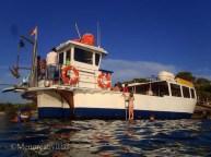 Take a boat trip!