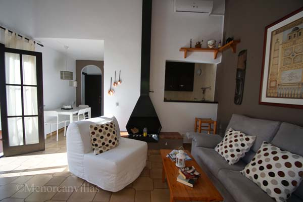 Windrose Son Xoriguer Villas In Menorca